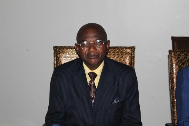 Mr. Geofrey Simfukwe