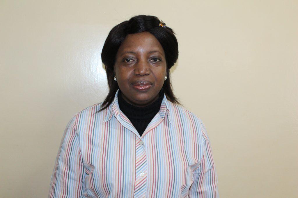 Ms. Griceria M. Mpondela